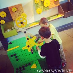 5 Tips for Your Next Trip to Thinkery ~ #101PreschoolDates - R We There Yet Mom? | Family Travel for Texas and beyond...