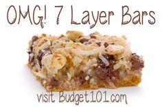 7 Layer bars