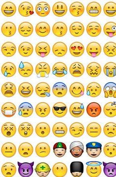 What the Emojis We Use Really Mean: As Told By Gifs | Her Campus: