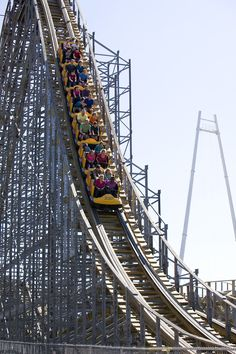 Reaching speeds to more than 60 mph, the Cheetah wooden roller coaster at Wild Adventures takes guests through deep plunges, sharp turns, fast speeds and exhilarating hills! #woodenrollercoaster  #thrill  #rollercoaster Brought to you by Wild Adventures Theme Park #wildadventures2013 #Spnsored