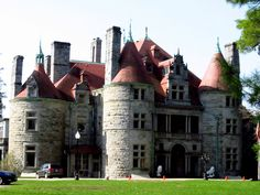 Searles Castle, Great Barrington, MA