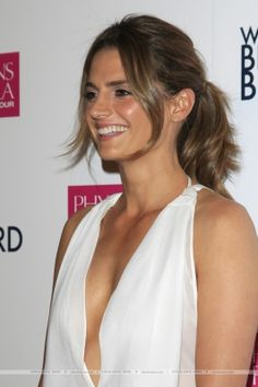 EVENTS: Stana Katic - White Bird in a Blizzard Premiere (2014)
