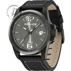 Mens Police Lancer Watch 12591JVSBU/61