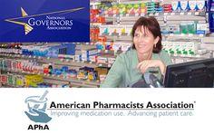 Pablo Martínez Segura: Google+ Los gobernadores de los Estados Unidos reconocen el papel de los farmacéuticos | COFM blog blog.cofm.es
