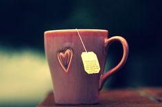 I ♥ hot tea