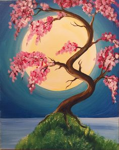 PINOT'S PALETTE. ALAMEDA. PAINT. DRINK. HAVE FUN. Paint Japanese-Spring Thursday Feb. 4 at 7pm