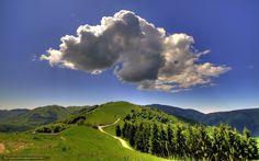 Tlcharger Fond d'ecran montagne,  nuage,  Nature Fonds d'ecran gratuits pour votre rsolution du bureau 2560x1600 — image №259150