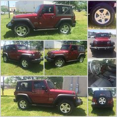 { .. Saturday's SUV Special .. }  2012 Jeep Wrangler Sport 4x4, Automatic & Low miles!!! This SUV is in excellent condition!!! Come by to see it! Hurry!!  | 615-893-CARS | | www.jimkirbyauto.com |  #Jeep #Wrangler #Sahara #Jeeps #Topless #Sport #4x4 #SUV #Saturday #JimKirbyAutomotive