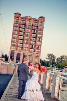 muskegon michigan weddings. the lake house