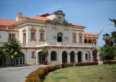Castro's compound is on the former grounds of the Havana Biltmore Yacht and Country Club.