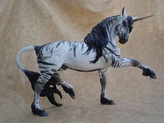 Sable the Unicorn by FriesianFury.deviantart.com on @deviantART