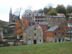 Harpers Ferry National Historical Park in Harpers Ferry, WV