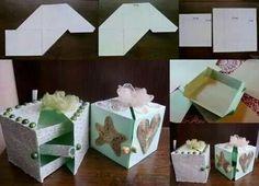 DIY trinket box