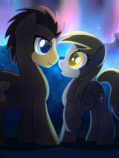 I ship it harder than I ship him with Rose (MLP & Doctor Who) My Little Pony Comic, My Little Pony Pictures, Mlp Twilight, Twilight Sparkle, Doctor Whooves, Fanart, Disney Fan, Mlp Fan Art, Unicorn Art