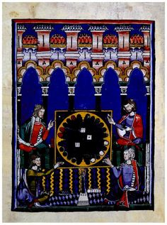 Alfonso X Book of Games. 178