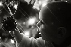 6 month old meets Christmas | Martine Beher | Flickr                                                                                                                                                                                 More