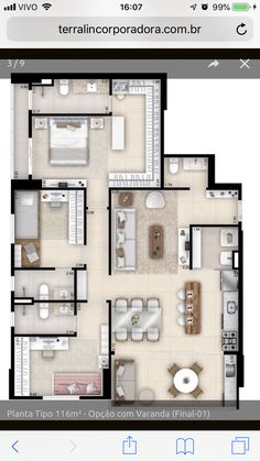 Hello,I am an Architect. I am expert in architectural visualizer House Floor Design, Sims House Design, Small House Design, Small Modern House Plans, Small House Floor Plans, Dream House Plans, Sims House Plans, House Layout Plans, House Layouts