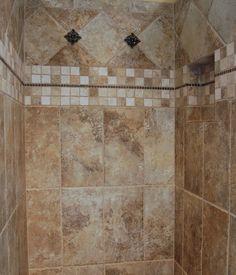 Decorative Accent Tiles For Bathroom Endearing Elizabeth Harvey Zachandliz On Pinterest Inspiration Design