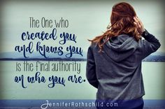 When we're misunderstood by others -- when someone misjudges our motives or accuses us of something that we know in our hearts isn't true, it causes embarrassment, anger, resentment. But God has much to teach us about His truth in this matter-- join me on the blog today to see how He wants us to handle judgement.