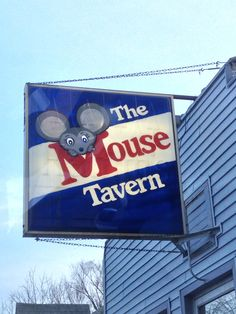The Mouse Tavern located at 1420 S. Madison in Beloit, Wisconsin.   We can't get enough of their Saturday night special.  Chicken and Dumplings to die for!  If I were forced to choose my last meal on this earth....this one would probably be it!