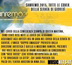 Ecco le cover del Giovedi sera ! #Sanremo2015