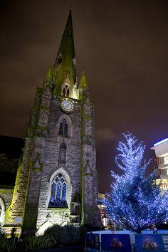 St. Martins Church, Church of England, Birmingham, UK