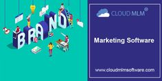 Looking for the best marketing software for your business? Then don't worry cloud MLM offers best marketing software for any business. Our marketing software will give better results and help enterprises in increasing their ROI and profits. Marketing Software, The Marketing, Social Media Automation, Lead Management, Wise Decisions, Customer Engagement, Data Analytics, Target Audience, Lead Generation