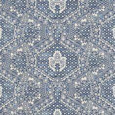 Verandah House Interiors: Indigo Blue