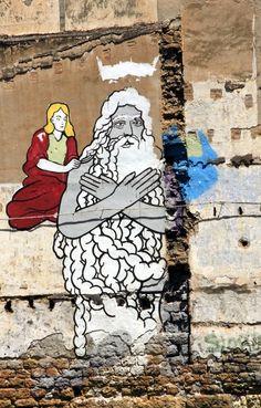 italian #streetart - Palermo/Sizilien #palermo