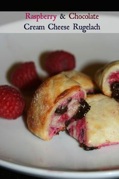 Raspberry & Chocolate Cream Cheese Rugelach | Confident Cook, Hesitant Baker