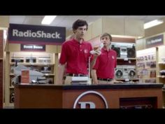 The Phone Call: #InWithTheNew RadioShack Commercial (:30 version) - YouTube
