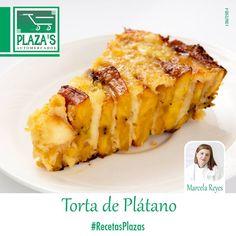 Torta de Plátano Chf. Marcela reyes Ingredientes:... Ver más https://www.facebook.com/elplazas/photos/a.379922065412739.85517.145157952222486/1029222587149347/?type=3&theater