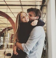 Photographer Johannes Huebl and Olivia Palermo, cutest couple ever