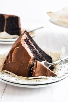 Ina Garten's Chocolate Cake Recipe is the ultimate chocolate layer cake from the Barefoot Contessa herself ~ it makes the perfect birthday cake! Ina Garten Chocolate Cake, Best Chocolate Cake, Chocolate Flavors, Chocolate Recipes, Chocolate Deserts, Chocolate Chocolate, Easy Cake Recipes, Baking Recipes, Dessert Recipes