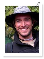 Zay Harding of Globe Trekker