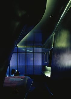 Hotel Puerta America - Design - Zaha Hadid Architects