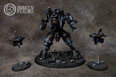 Tau Empire XV95 Ghostkeel