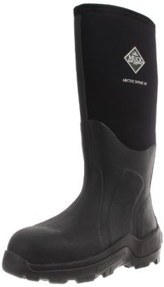 online shopping for Muck Boot Arctic Sport High Performance Tall Steel Toe Insulated Men's Rubber Work Boot from top store. See new offer for Muck Boot Arctic Sport High Performance Tall Steel Toe Insulated Men's Rubber Work Boot Rubber Work Boots, Rubber Rain Boots, Insulated Work Boots, Insulated Rubber Boots, Muck Boot Company, Mens Winter Boots, Muck Boots, Steel Toe Work Boots, Walking Boots