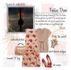 """Mon Style № 61 - Friday, July 10, 2015"" by ann4-kar1na ❤ liked on Polyvore featuring moda, Brunello Cucinelli, Opening Ceremony, Simone Rocha, Gianvito Rossi, Chloé, Leather, suede ve itbag"
