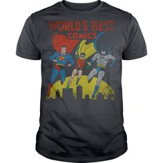 Worlds Best Comics T Shirt, Hoodie, Sweatshirt
