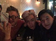 Tabi with childhood friend Go Jaecheon and architect/Designer Chiho Kim