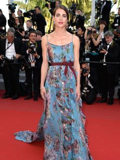Auf den roten Teppichen dieser Welt ist die Monaco-Schönheit überhaupt nicht mehr wegzudenken.