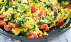 WW Freestyle Zero Point Week: Egg Scramble with Veggies Weight Watchers Meal Plans, Weigh Watchers, Weight Watchers Smart Points, Weight Watchers Free, Weight Watcher Dinners, Ww Recipes, Cooking Recipes, Healthy Recipes, Clean Eating