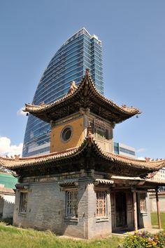 De Choijin Lama Temple is een verborgen pareltje van architectuur en geschiedenis, midden in het centrum van Ulaanbaatar. Kijk voor meer reisinspiratie op www.nativetravel.nl