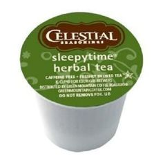 Beverage_Type - Herbal Tea. Flavor - Sleepytime. Packing_Type - K-Cup. For_Use_With - Keurig Brewing System.