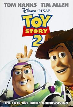 Toy Story 2  LOVE THIS MOVIE :)