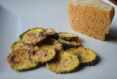 Fotorecept: Cuketové chipsy Zucchini, French Toast, Muffin, Vegetables, Breakfast, Food, Russian Recipes, Polish, Party