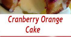 Bundt Cake Breakfast Breakfast Pastries, Breakfast Items, Breakfast Dessert, Breakfast Dishes, Breakfast Recipes, Cake Recipes, Dessert Recipes, Desserts, Cranberry Orange Cake