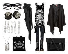 City Strega by octostag on Polyvore