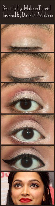 Deepika Padukone Makeup on Pinterest | Deepika Padukone ...  Deepika Padukon...